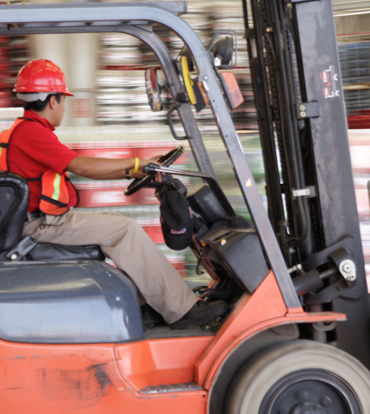 fork lift training courses